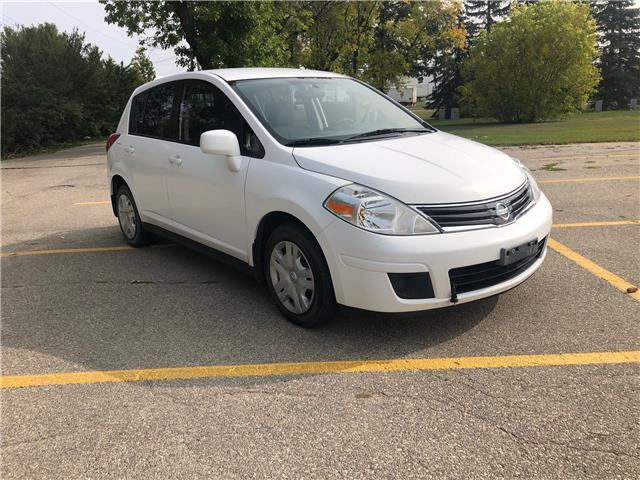 2011 Nissan Versa 1.8S (Stk: ) in Winnipeg - Image 1 of 16