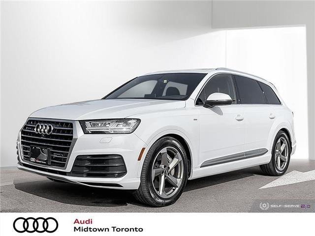 2019 Audi Q7 55 Technik (Stk: P8099) in Toronto - Image 1 of 24
