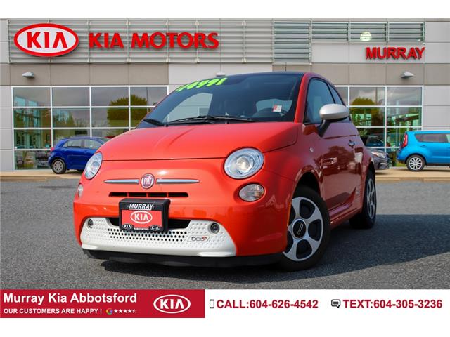 2014 Fiat 500E BASE (Stk: M1690) in Abbotsford - Image 1 of 17