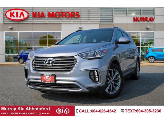 2017 Hyundai Santa Fe XL Luxury (Stk: M1691) in Abbotsford - Image 1 of 22