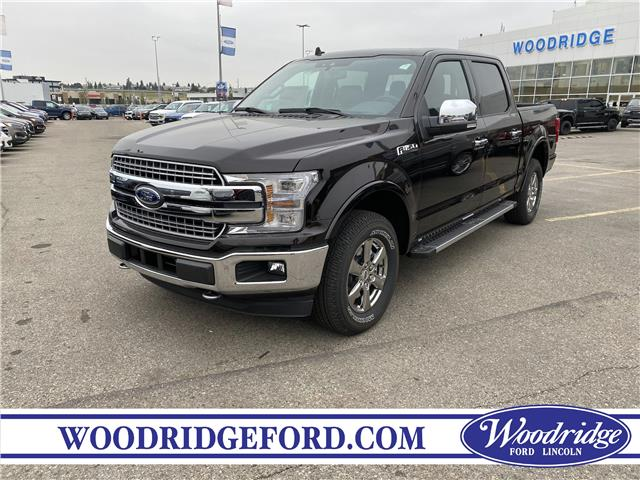 2020 Ford F-150 Lariat (Stk: L-1244) in Calgary - Image 1 of 7
