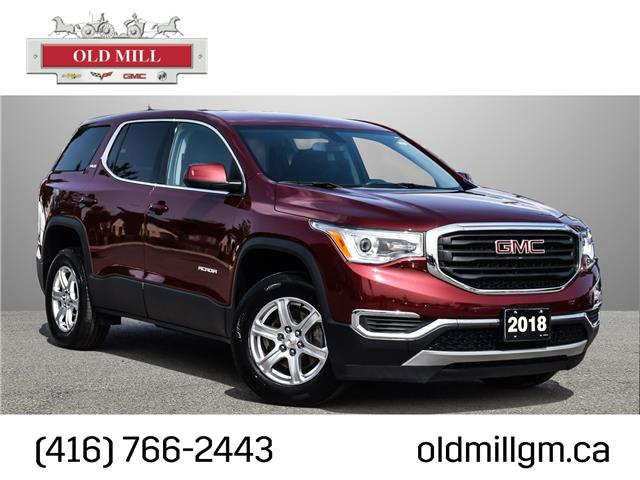 2018 GMC Acadia SLE-1 (Stk: 167836U) in Toronto - Image 1 of 21