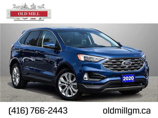 2020 Ford Edge Titanium (Stk: A00642U) in Toronto - Image 1 of 29