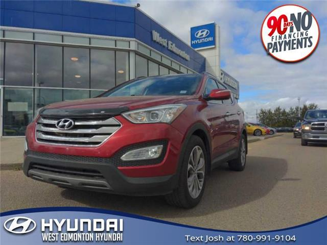 2014 Hyundai Santa Fe Sport  (Stk: E5261) in Edmonton - Image 1 of 23