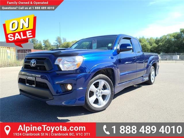 2014 Toyota Tacoma X-Runner (Stk: C111692A) in Cranbrook - Image 1 of 24