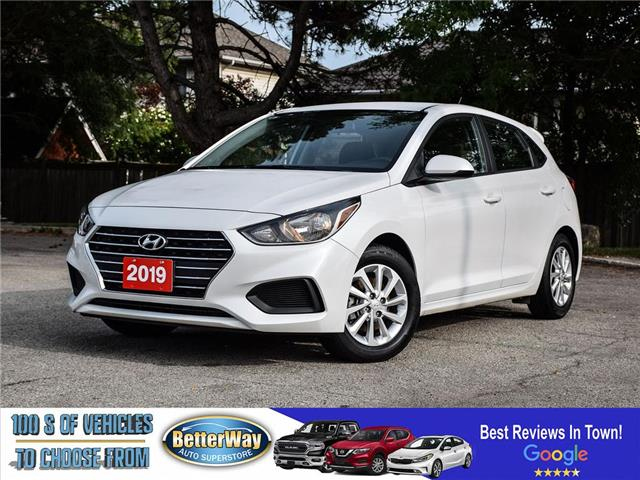 2019 Hyundai Accent Preferred| BLUETOOTH |HEATED SEATS |BACK UP CAM (Stk: 5735) in Stoney Creek - Image 1 of 20