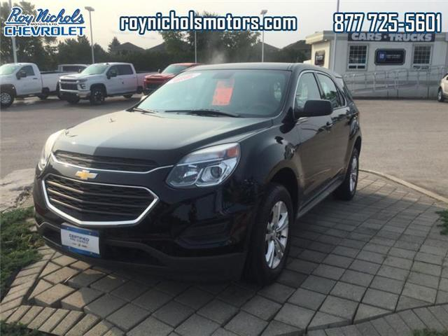 2017 Chevrolet Equinox LS (Stk: P6597) in Courtice - Image 1 of 13