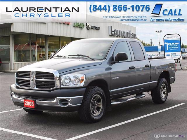 2008 Dodge Ram 1500 ST/SXT (Stk: 20253A) in Sudbury - Image 1 of 25