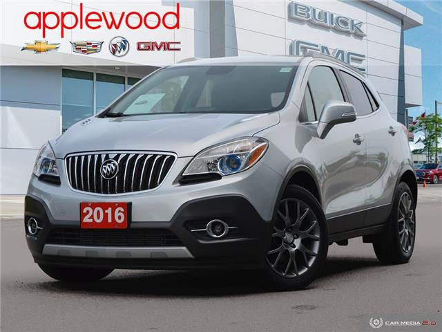 2016 Buick Encore Sport Touring (Stk: 596851P) in Mississauga - Image 1 of 25