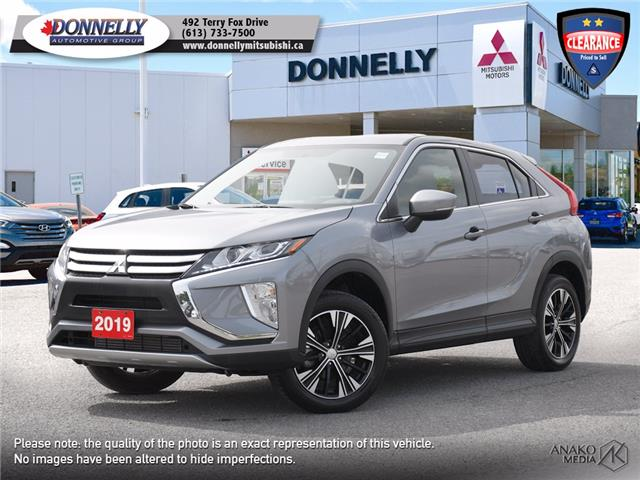 2019 Mitsubishi Eclipse Cross ES (Stk: MUR1038) in Ottawa - Image 1 of 27