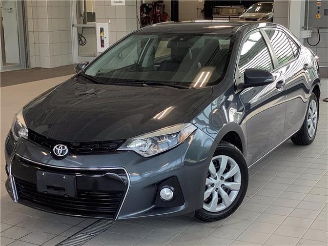 2016 Toyota Corolla S (Stk: 22408A) in Kingston - Image 1 of 25