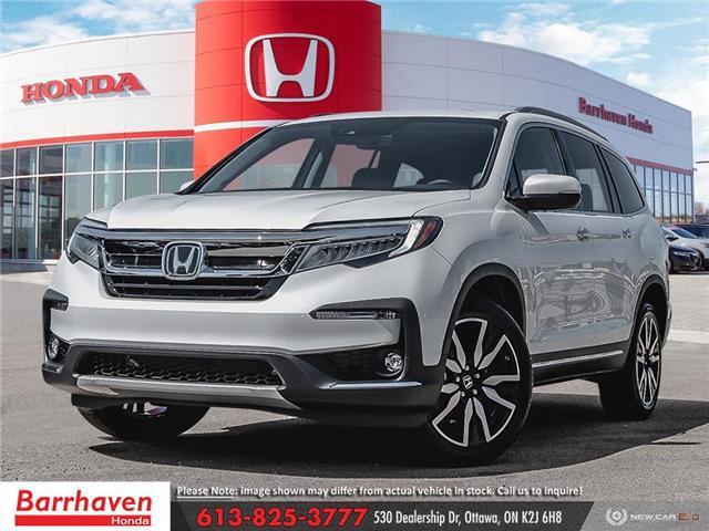 2021 Honda Pilot Touring 7P (Stk: 3251) in Ottawa - Image 1 of 23