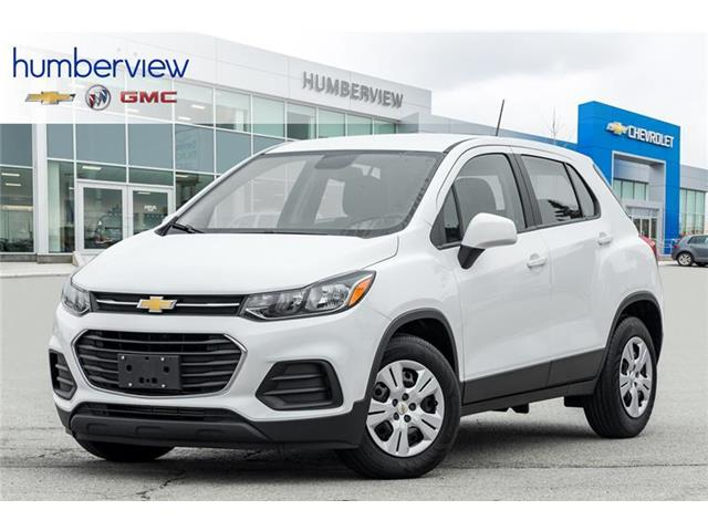 2017 Chevrolet Trax LS (Stk: 20EQ181A) in Toronto - Image 1 of 19