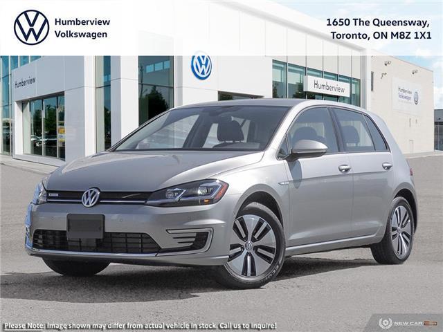 2020 Volkswagen e-Golf Comfortline (Stk: 97560) in Toronto - Image 1 of 23