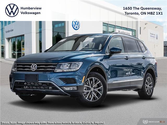 2020 Volkswagen Tiguan Comfortline (Stk: 98099) in Toronto - Image 1 of 23
