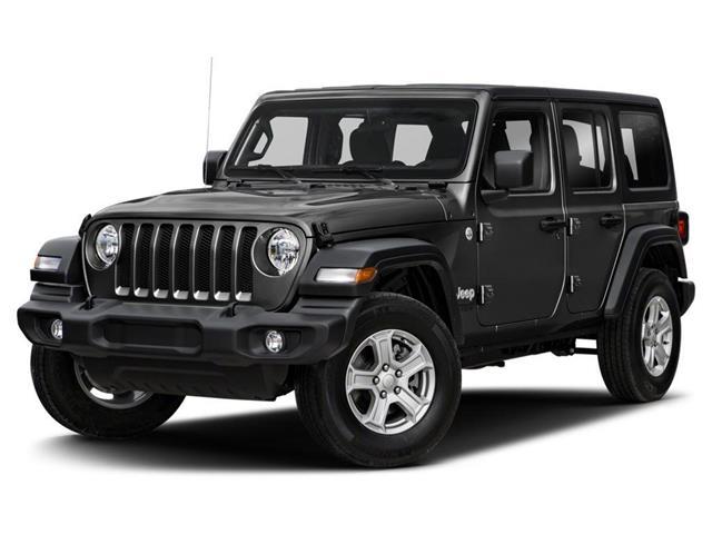 2021 Jeep Wrangler Unlimited Sahara (Stk: ) in OTTAWA - Image 1 of 9
