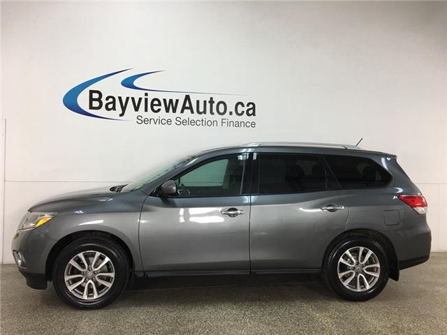 2016 Nissan Pathfinder SV (Stk: 36941WA) in Belleville - Image 1 of 30