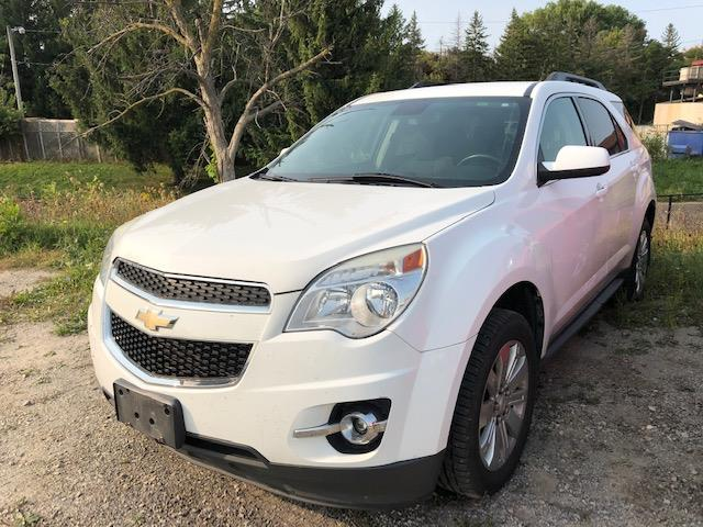 2012 Chevrolet Equinox 1LT (Stk: 380226) in Milton - Image 1 of 1
