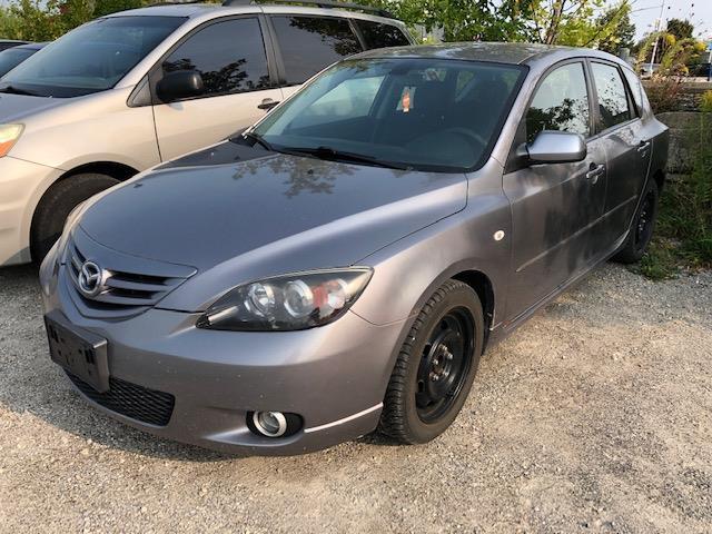 2005 Mazda Mazda3 Sport GX (Stk: 224800) in Milton - Image 1 of 1