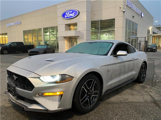 2019 Ford Mustang GT 1FA6P8CF8K5160269 20410A in Vancouver