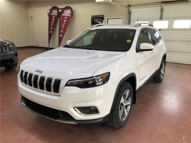 2020 Jeep Cherokee Limited (Stk: T20-126) in Nipawin - Image 1 of 20