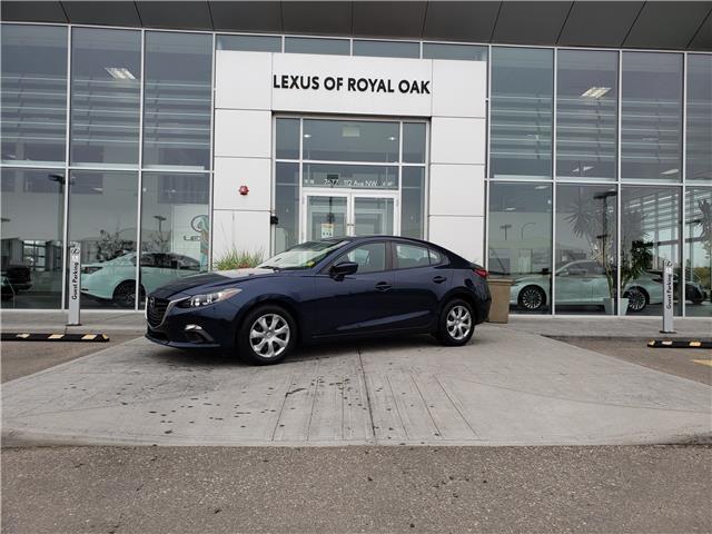 2014 Mazda Mazda3 GX-SKY (Stk: L20213A) in Calgary - Image 1 of 17