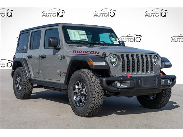 2021 Jeep Wrangler Unlimited Rubicon (Stk: 44102) in Innisfil - Image 1 of 22