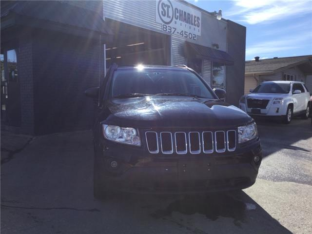 2013 Jeep Compass Sport/North (Stk: ) in Winnipeg - Image 1 of 18