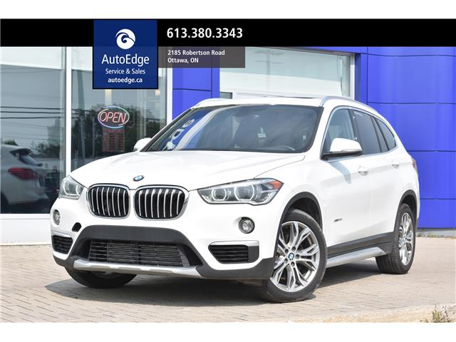 2017 BMW X1 xDrive28i (Stk: A0288) in Ottawa - Image 1 of 30