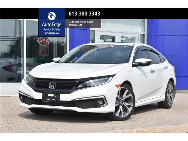 2019 Honda Civic Touring (Stk: A0320) in Ottawa - Image 1 of 29