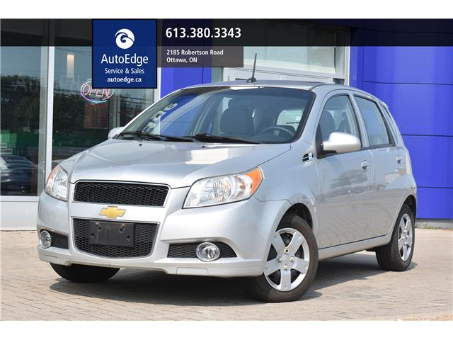 2010 Chevrolet Aveo LT (Stk: A0258A) in Ottawa - Image 1 of 25