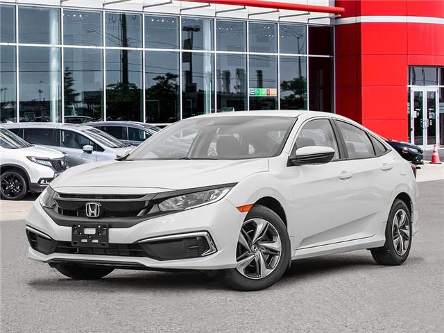 2020 Honda Civic LX (Stk: 0007603) in Brampton - Image 1 of 21