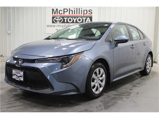 2021 Toyota Corolla LE (Stk: P149622) in Winnipeg - Image 1 of 19