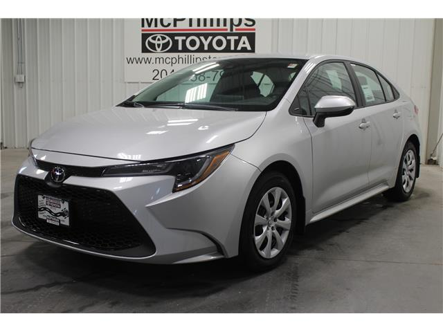 2021 Toyota Corolla LE (Stk: P152002) in Winnipeg - Image 1 of 19