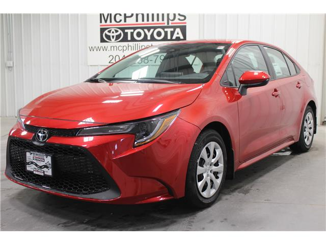 2021 Toyota Corolla LE (Stk: P150531) in Winnipeg - Image 1 of 19