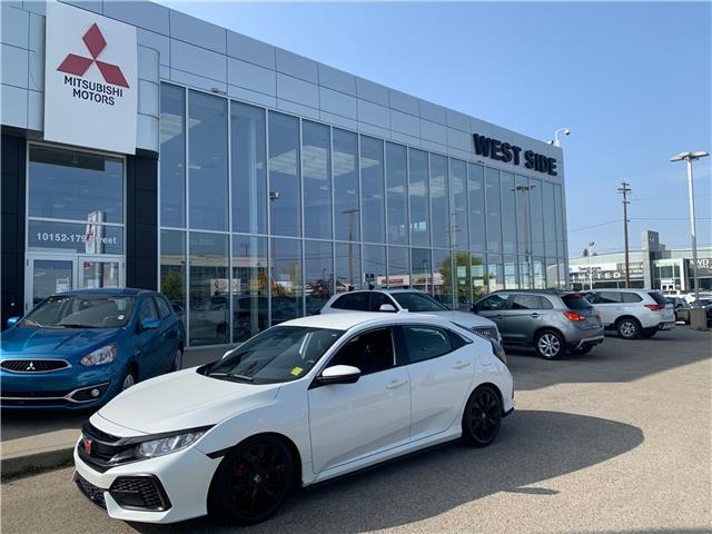 2018 Honda Civic Sport (Stk: BM3877) in Edmonton - Image 1 of 26