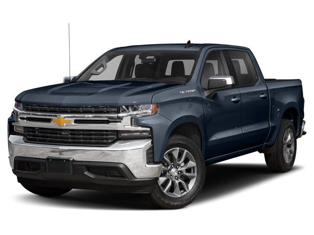 2020 Chevrolet Silverado 1500 Silverado Custom Trail Boss (Stk: 25691B) in Blind River - Image 1 of 9