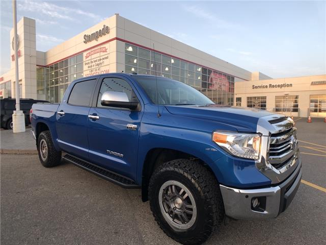 2017 Toyota Tundra SR5 Plus 5.7L V8 (Stk: 9208A) in Calgary - Image 1 of 21