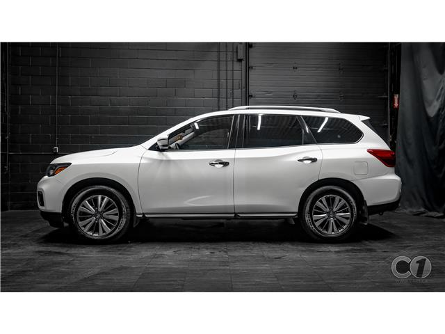 2019 Nissan Pathfinder SV Tech 5N1DR2MMXKC635062 CT20-499 in Kingston