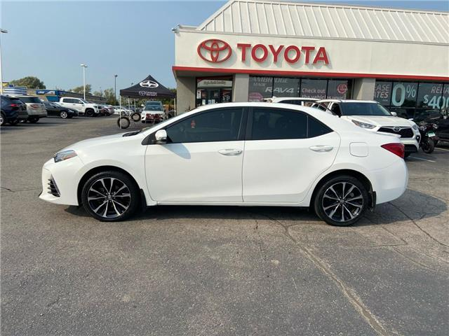 2019 Toyota Corolla  (Stk: 2005302) in Cambridge - Image 1 of 14