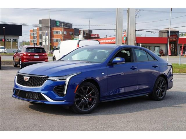 2020 Cadillac CT4 Sport (Stk: L0492) in Trois-Rivières - Image 1 of 23