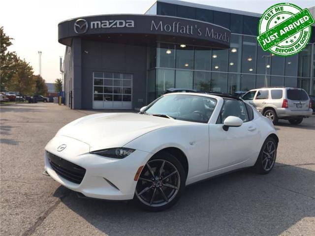 2018 Mazda MX-5 RF GT (Stk: 28599) in Barrie - Image 1 of 21