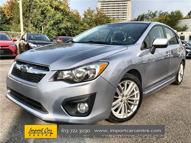 2014 Subaru Impreza 2.0i Sport Package (Stk: 304738) in Ottawa - Image 1 of 22