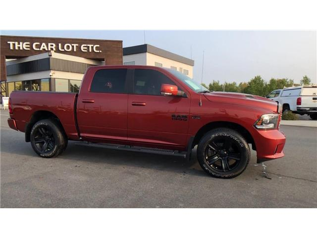 2017 RAM 1500 Sport (Stk: 20446) in Sudbury - Image 1 of 24