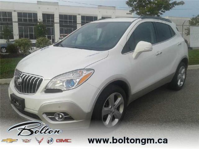 2016 Buick Encore Premium (Stk: 468507A) in Bolton - Image 1 of 15