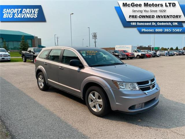 2016 Dodge Journey CVP/SE Plus (Stk: 233619) in Goderich - Image 1 of 25