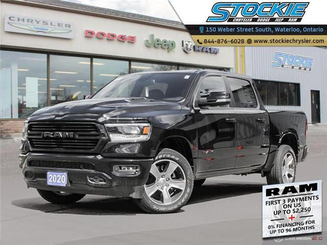 2020 RAM 1500 Rebel (Stk: 34469) in Waterloo - Image 1 of 27