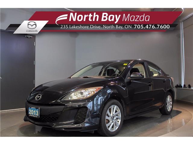 2013 Mazda Mazda3 GX (Stk: 19152A) in Sudbury - Image 1 of 21