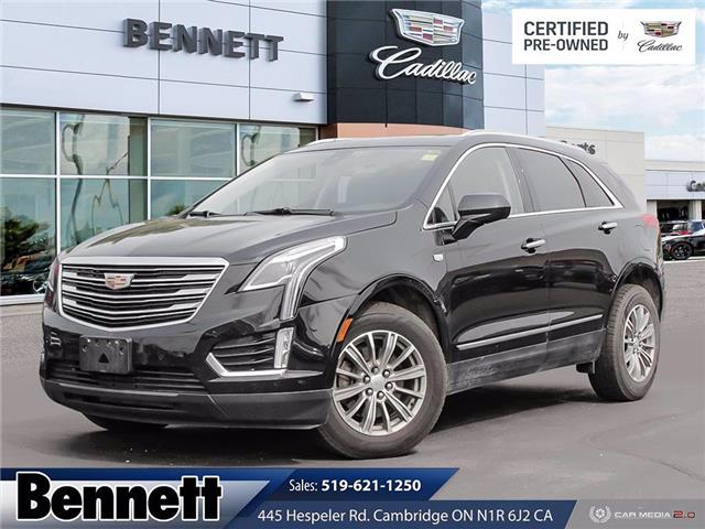 2017 Cadillac XT5 Luxury (Stk: 200818A) in Cambridge - Image 1 of 27