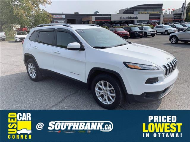 2018 Jeep Cherokee North (Stk: 9228661) in OTTAWA - Image 1 of 20